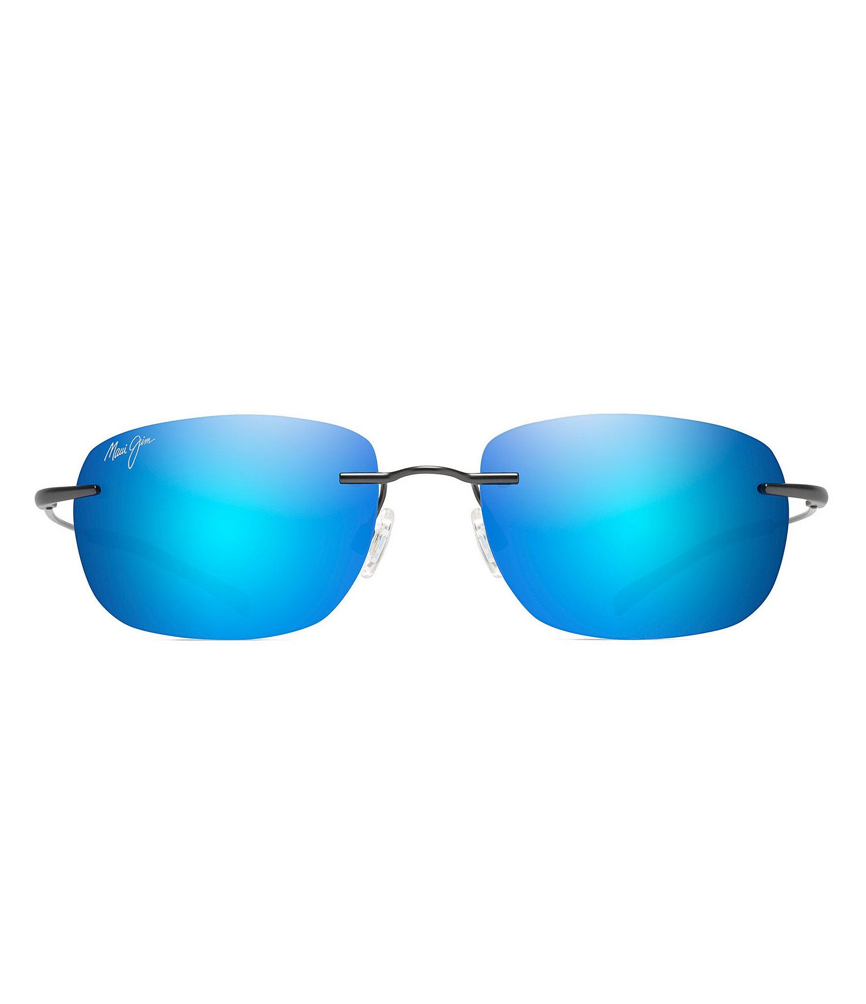 Maui Jim Nanea PolarizedPlus2® Oval 55mm Sungl