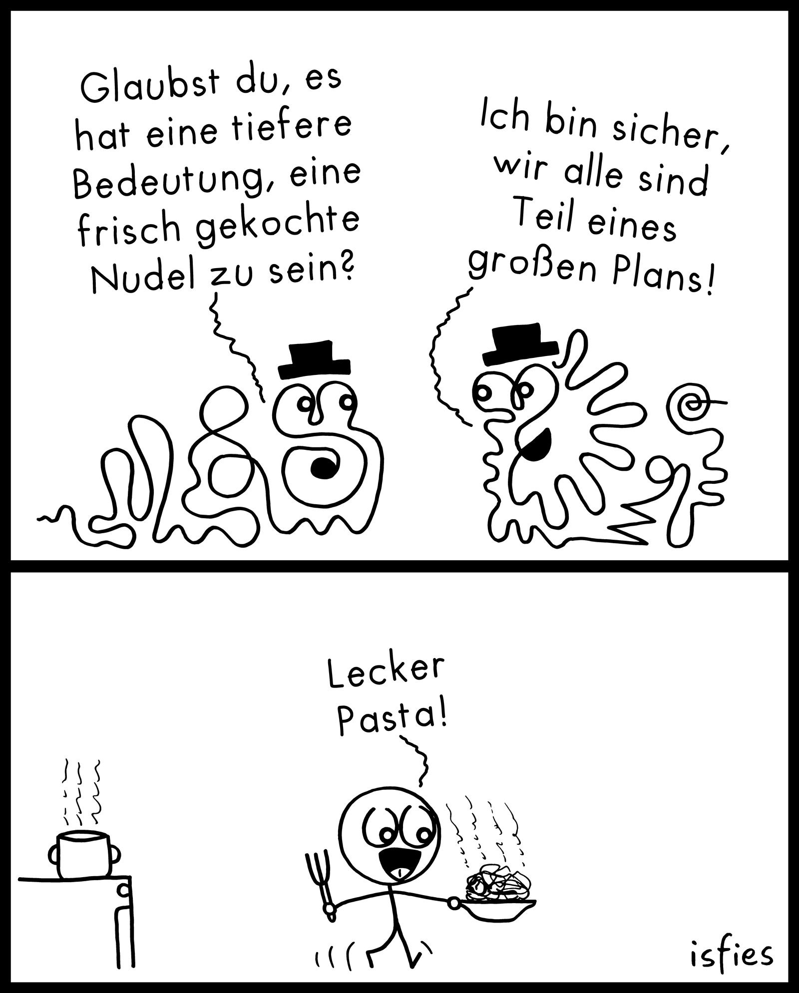 #nudeln #hilosophie #leben #essen #lecker #lustig #isfies ...