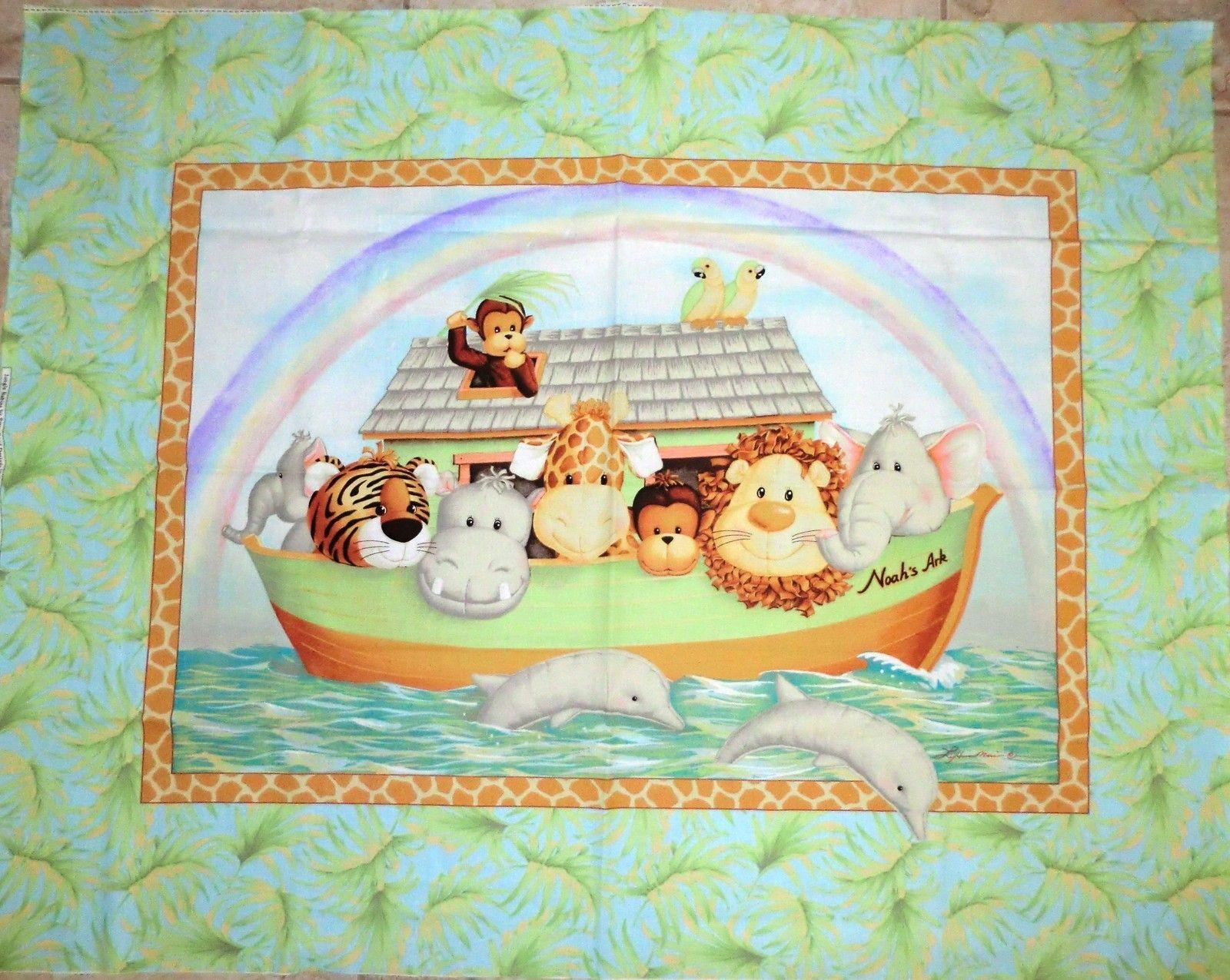 920a2166b65bd Jungle Babies Quilt Panel | Jungle Babies Fabric Panel Quilt Top ...