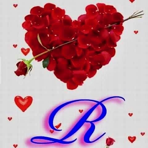 Desertrose R R Wallpaper Flower Phone Wallpaper Alphabet Wallpaper Wallpaper hd download r name