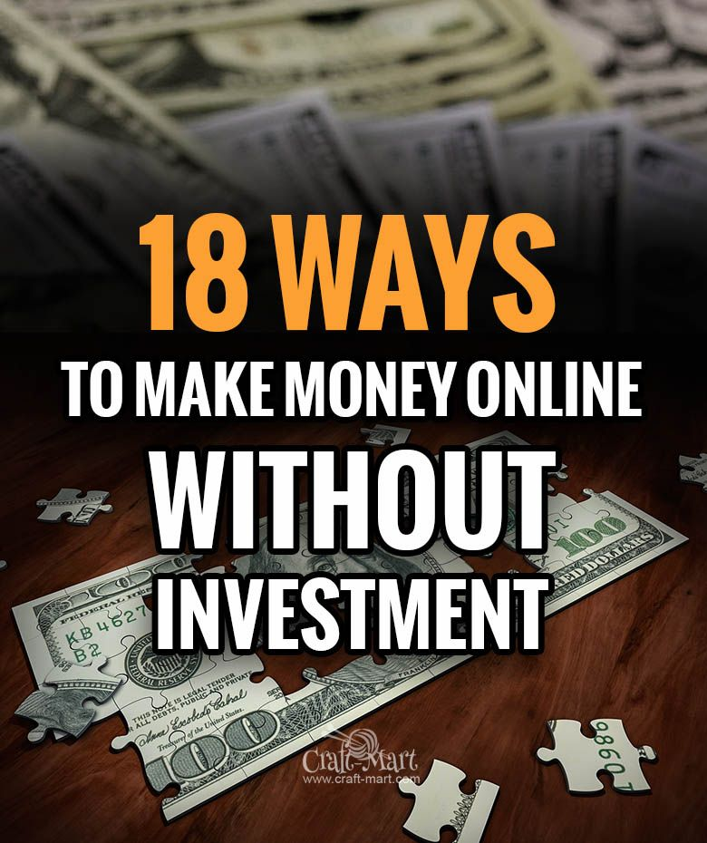 How To Make Easy Money Online Without Doing Anything