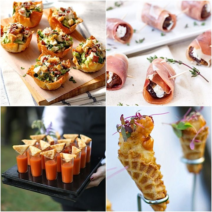 Wedding Cocktail Food Ideas: Wedding Ideas: Appetizer Recipes For Cocktail Hour