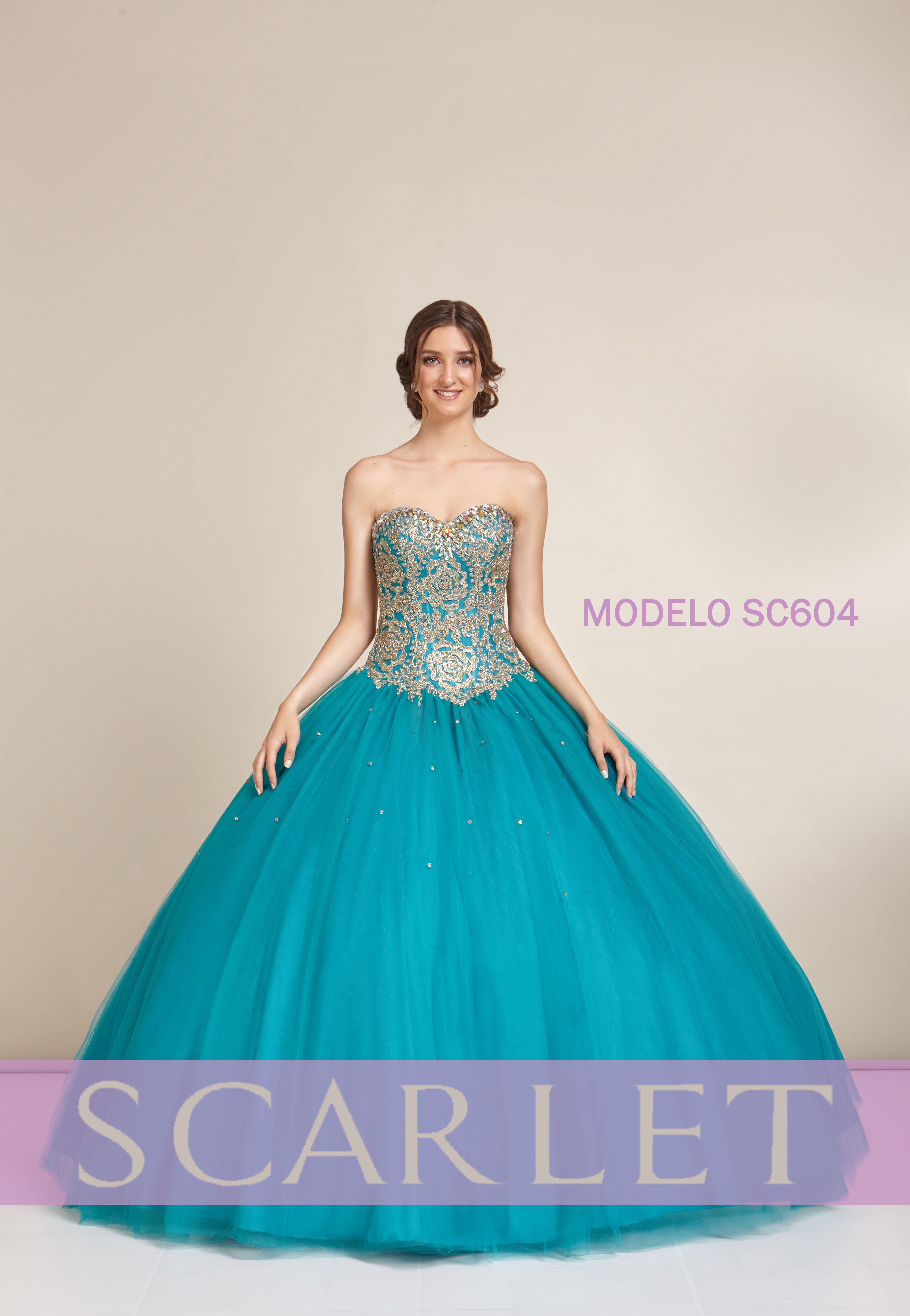 de1feb446 Un vestido de XV años en corte princesa es ideal para todas! Gracias a su