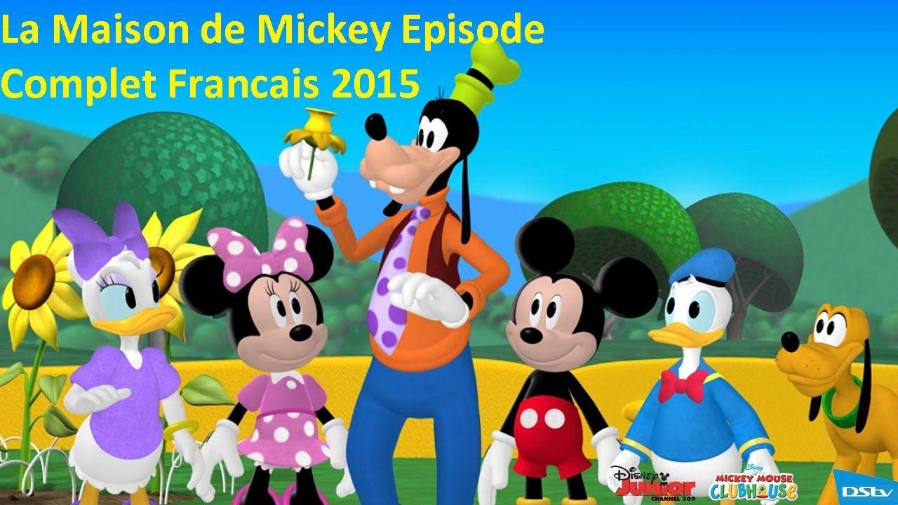 La maison de mickey episode complet francais dessin anim disney en entier pinterest - Dessin anime gratuit mickey ...