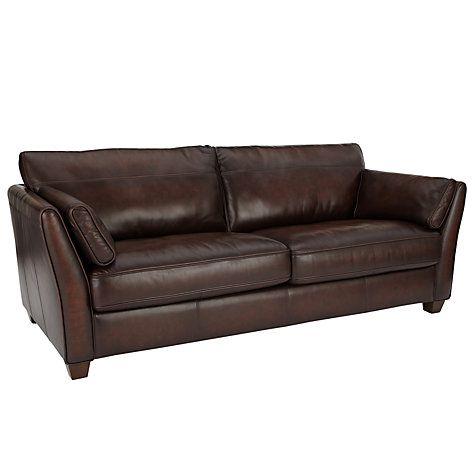 John Lewis Hamilton Large Leather