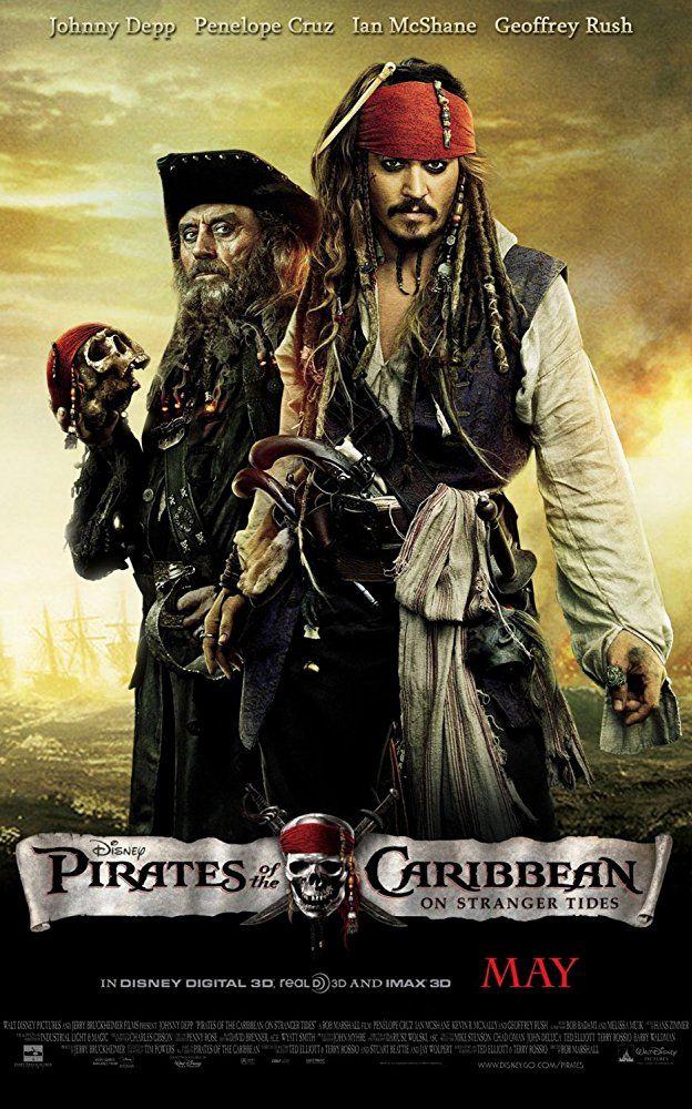 Pirati Z Karibiku Na Vlnach Podivna 2011 On Imdb Movies Tv Celebs And More On Stranger Tides Pirates Of The Caribbean Pirates