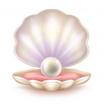 Download Precious Pearl In Opened Shell for free