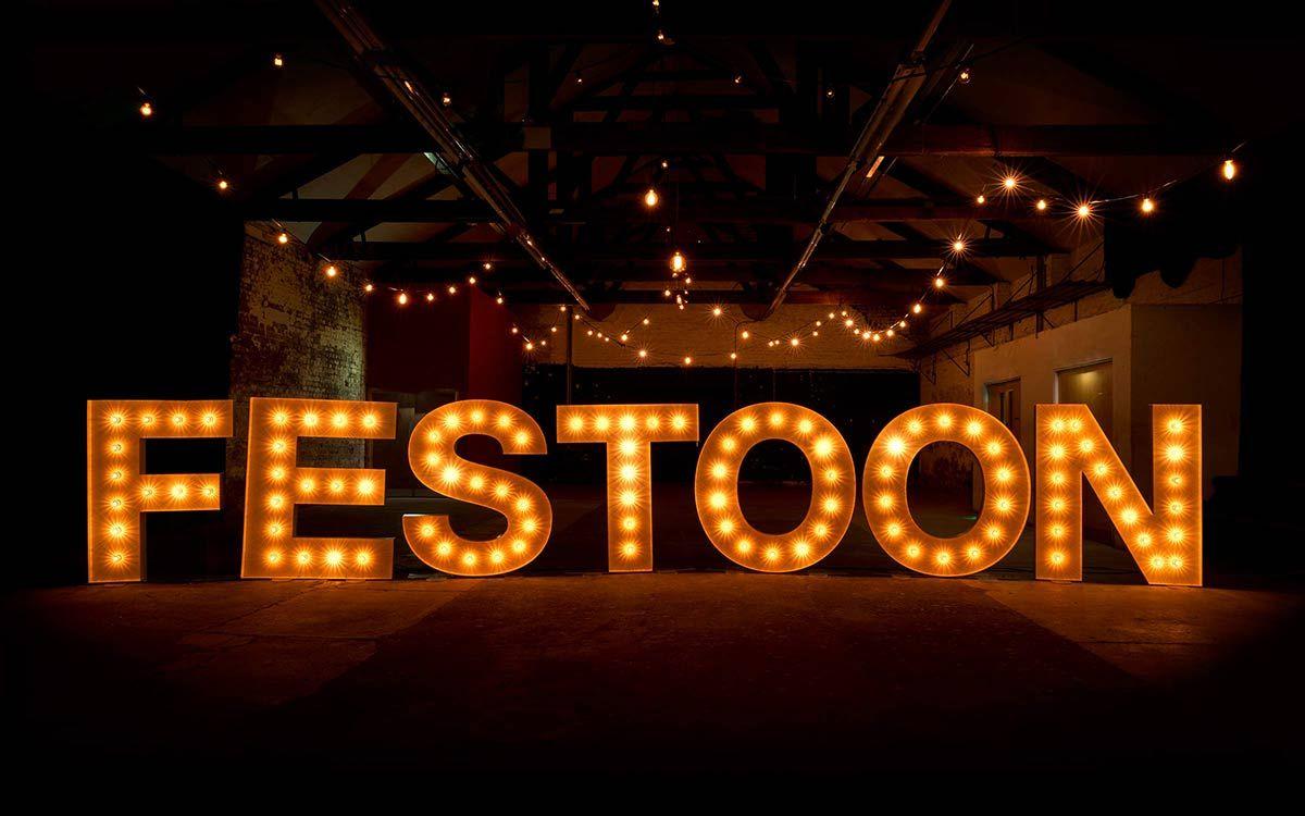 Festoon Lighting Hire Newcastle Upon Tyne & North East