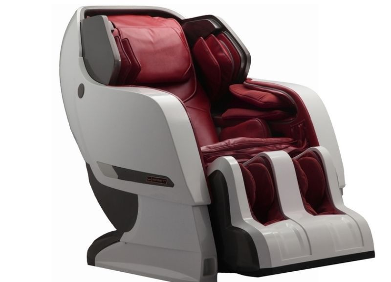 Infinity iyashi massage chair zero gravity full body