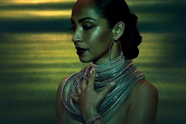 Sade Soldier of Love; snakes