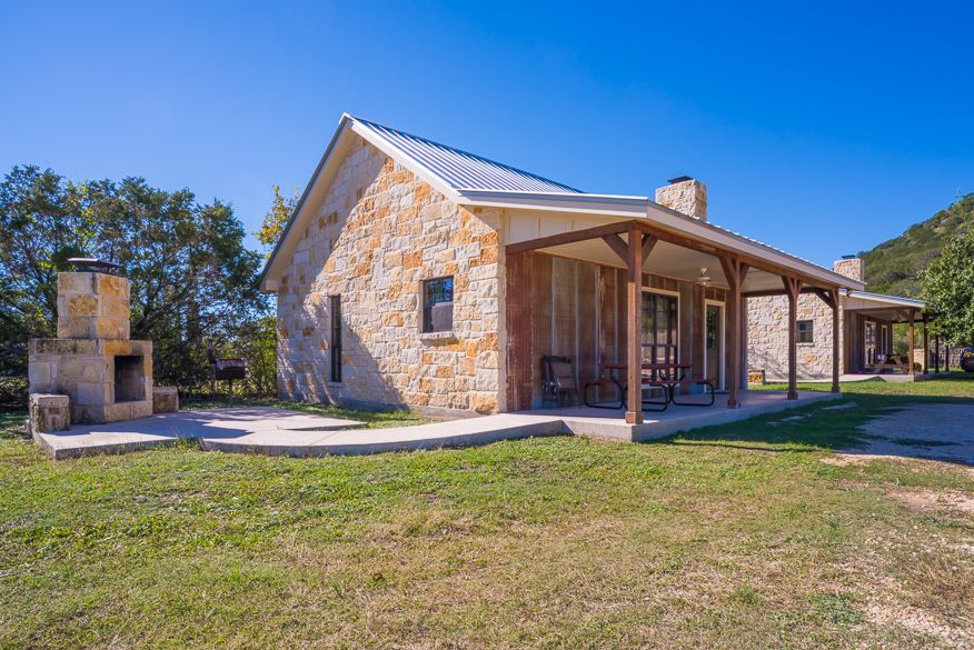 River Gate Cabins | River Rim Resort, Concan   Frio River Cabins