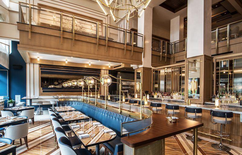 Tour Boka's Ritzy New Gold Coast Restaurant, Now Open - Eater Chicago