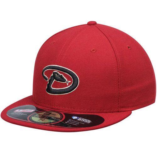 d6a9e961c05 New Era Arizona Diamondbacks MLB Authentic Collection 59FIFTY On Field Cap  NewEra