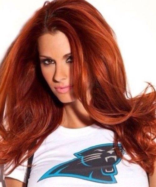 Copper Hair Color 2015 | styles | Pinterest | Pelirrojas ...