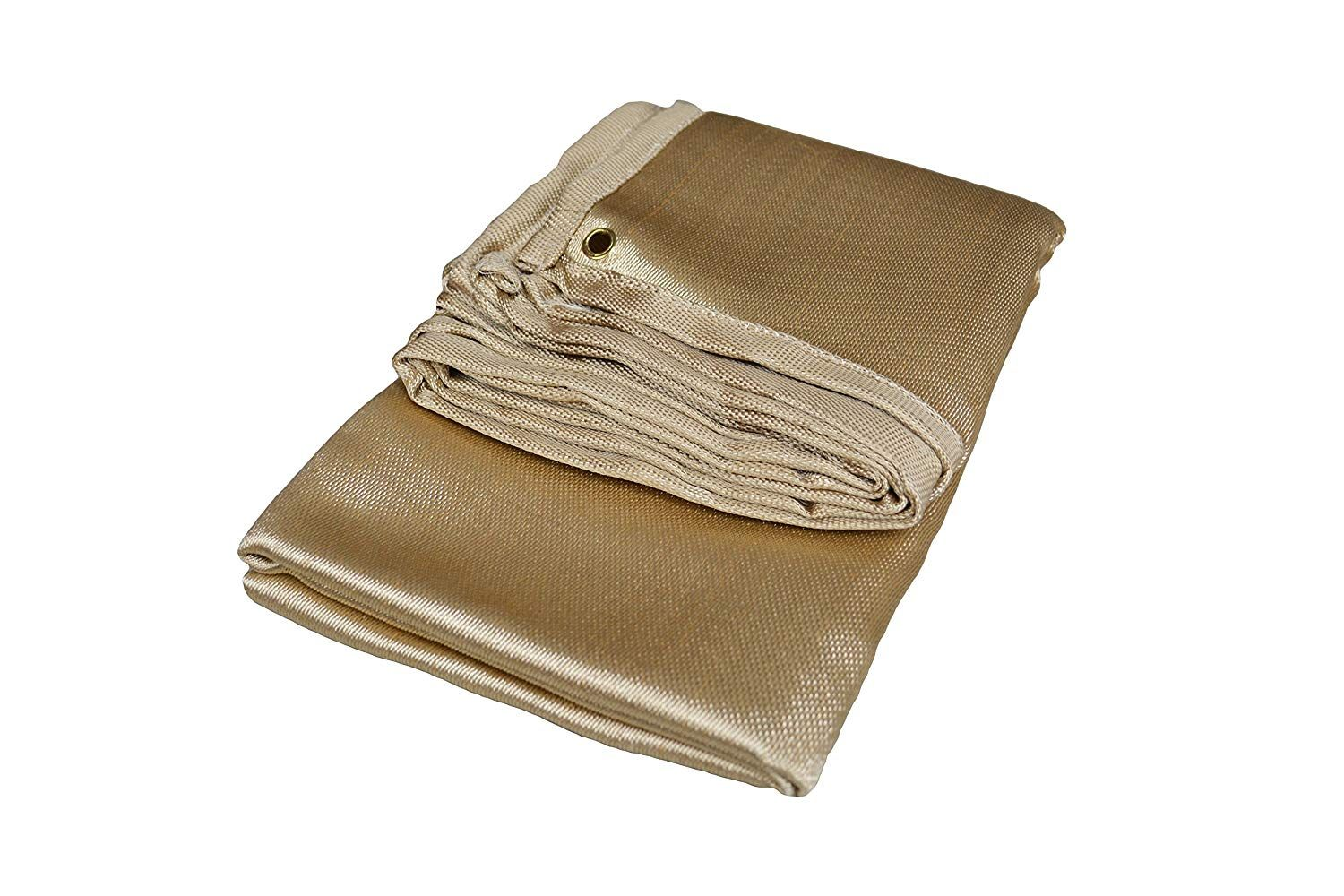 Large Welding Blanket Emergency Proof Fire Blanket 4 X 6 See The Photo Link Even More Details This Is An Affiliate Link Fire Retardant Welding Blanket
