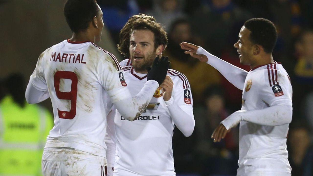 Van Gaal admits Man Utd copied Midtjylland in FA Cup win #ManUtd...: Van Gaal admits Man Utd copied Midtjylland in FA Cup win… #ManUtd