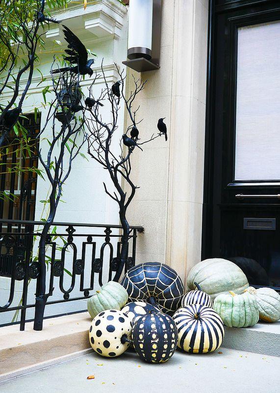 Spookiest Halloween Decorations in New York City