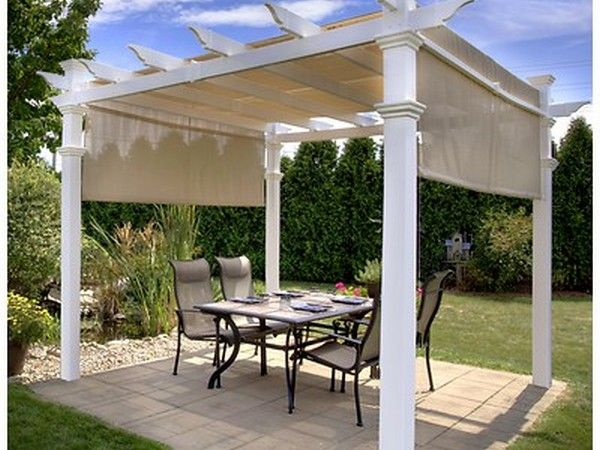Best Pergola 10 X 10 Design Ideas Outdoor Pergola Vinyl Pergola Pergola Patio