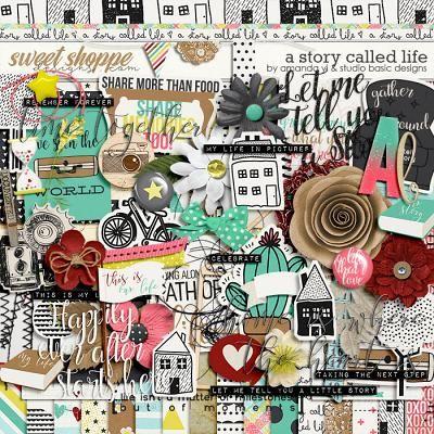A Story Called Life by Amanda Yi & Studio Basic Designs