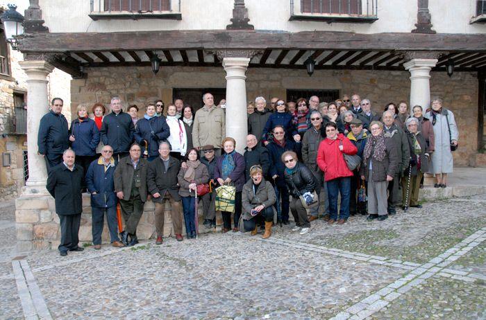 Visitas Guiadas con Asociaciones.  Atienza. Guadalajara. www.guiadosenguadalajara.es