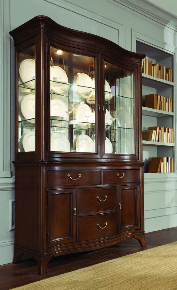 China Cabinet From The Cherry Grove New Generation