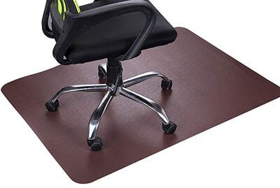 """47/""""x35/"""" Rolling Chair Office Home Desk Hard /& Carpet Floor Mat Pad Protector"""