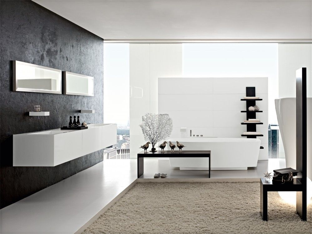 ultra modern bathroom design ideas - Bathroom Design Ideas Italian