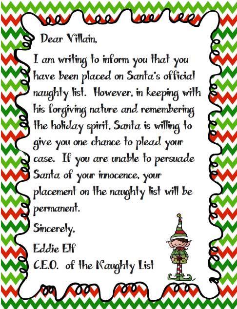 Dear Santa   I Can Explain  Dear Santa Santa And Persuasive