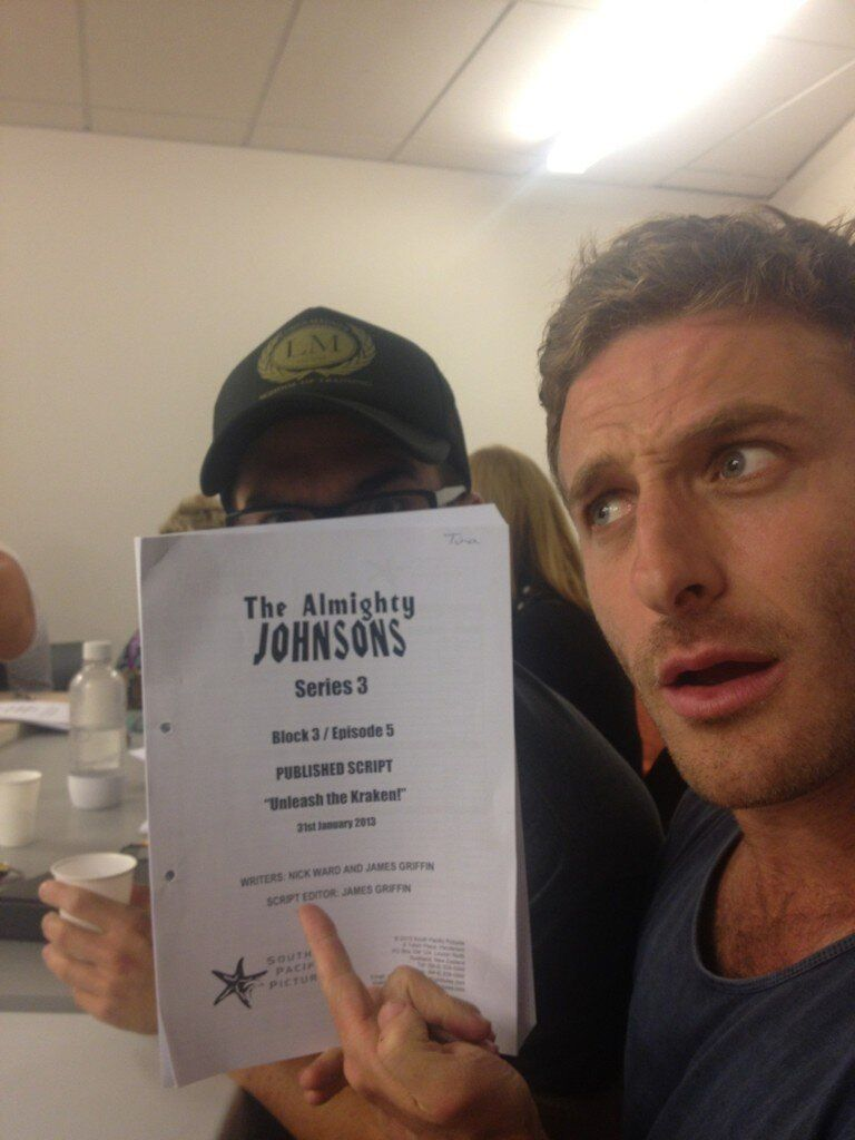 The Almighty Johnsons   Dean as Anders Johnson   Mcleods töchter ...