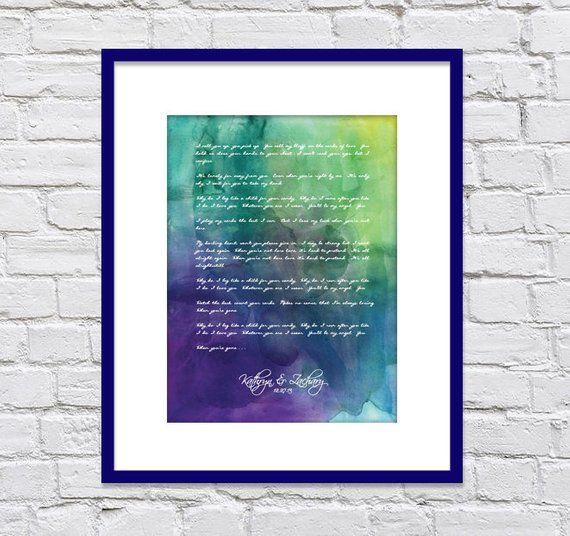 Angel -Dave Matthews Band/ Wedding Song Lyrics/ First