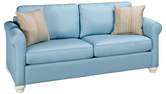 Capris Furniture Harry Queen Sleeper Sofa Jordan S