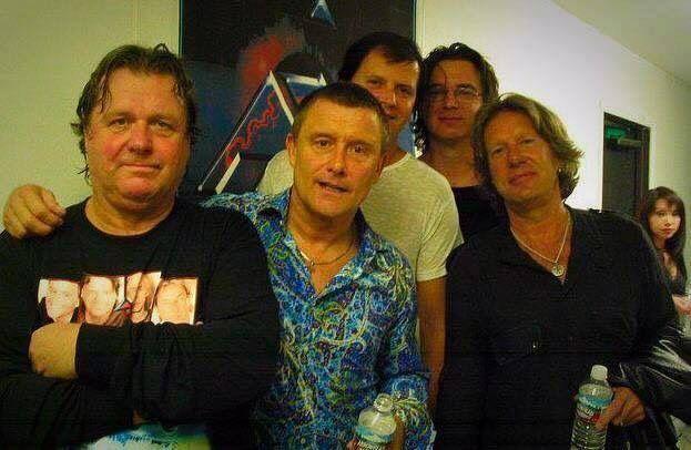 Twitter John wetton, Emerson lake & palmer, Terry bozzio