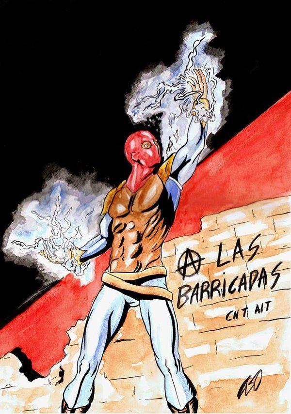 """#COMIC #ILUSTRACION #HISTORIA #CROWDFUNDEADO #CROWDFUNDING """"1936, la Batalla de Madrid"""" es un cómic que reinterpreta la historia de la Guerra Civil con la participación de seres superpoderosos, magos, mutantes y otros seres mitológicos. Hechos reales contados como nunca en una original mezcla entre cómic de superhéroes y género histórico. Recompensa: sketchs de Dinamo de Alfredo Santana. http://www.verkami.com/projects/8367-1936-la-batalla-de-madrid Crowdfunding verkami"""