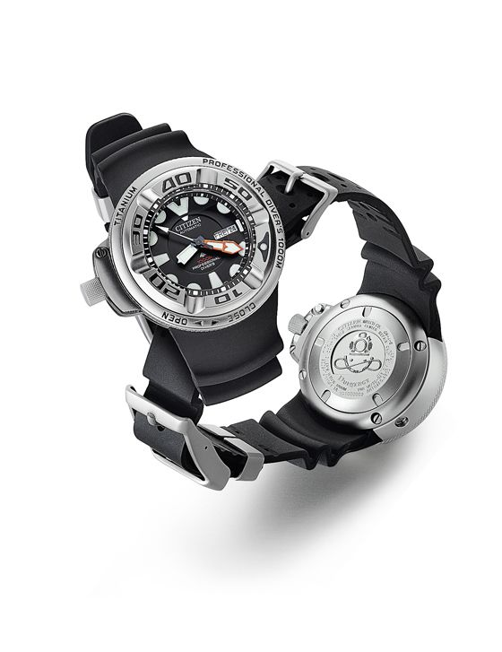 Dive watch review citizen promaster 1000 m professional diver citizen watches citizen dive - Citizen promaster dive watch ...