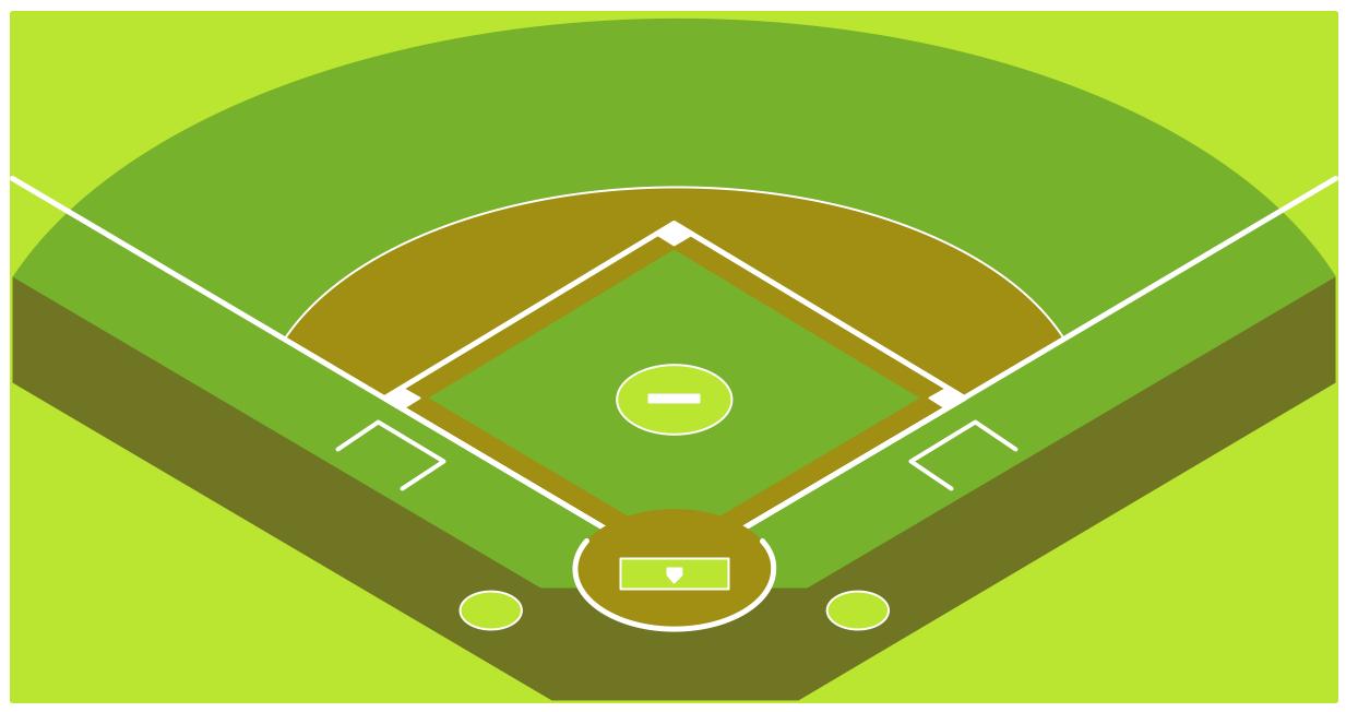 black and white baseball field clipart google search fields rh pinterest com baseball field clipart baseball diamond clipart black and white