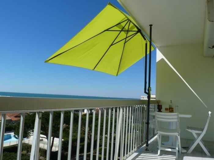 Parasol inclinable pour la terrasse jardiland parasol de