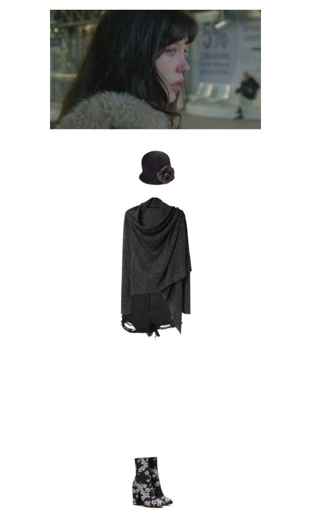 """""""Untitled #612"""" by savanage ❤ liked on Polyvore featuring Dries Van Noten, Boohoo, VPL and Chanel"""