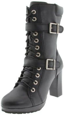 Harley-Davidson Women's Adria Motorcyle Boot | Womens Biker Boots Reviews  Product