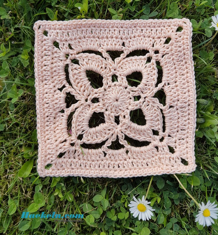 Granny square mantel anleitung