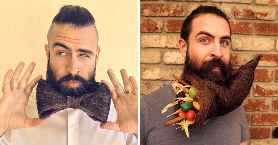 Incredibeard Born Isaiah Webb Is Probably The Most Popular - Incredibeard glorious beard