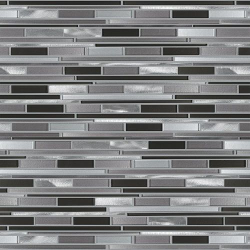 golden select glass and aluminum mosaic wall tiles – starlight