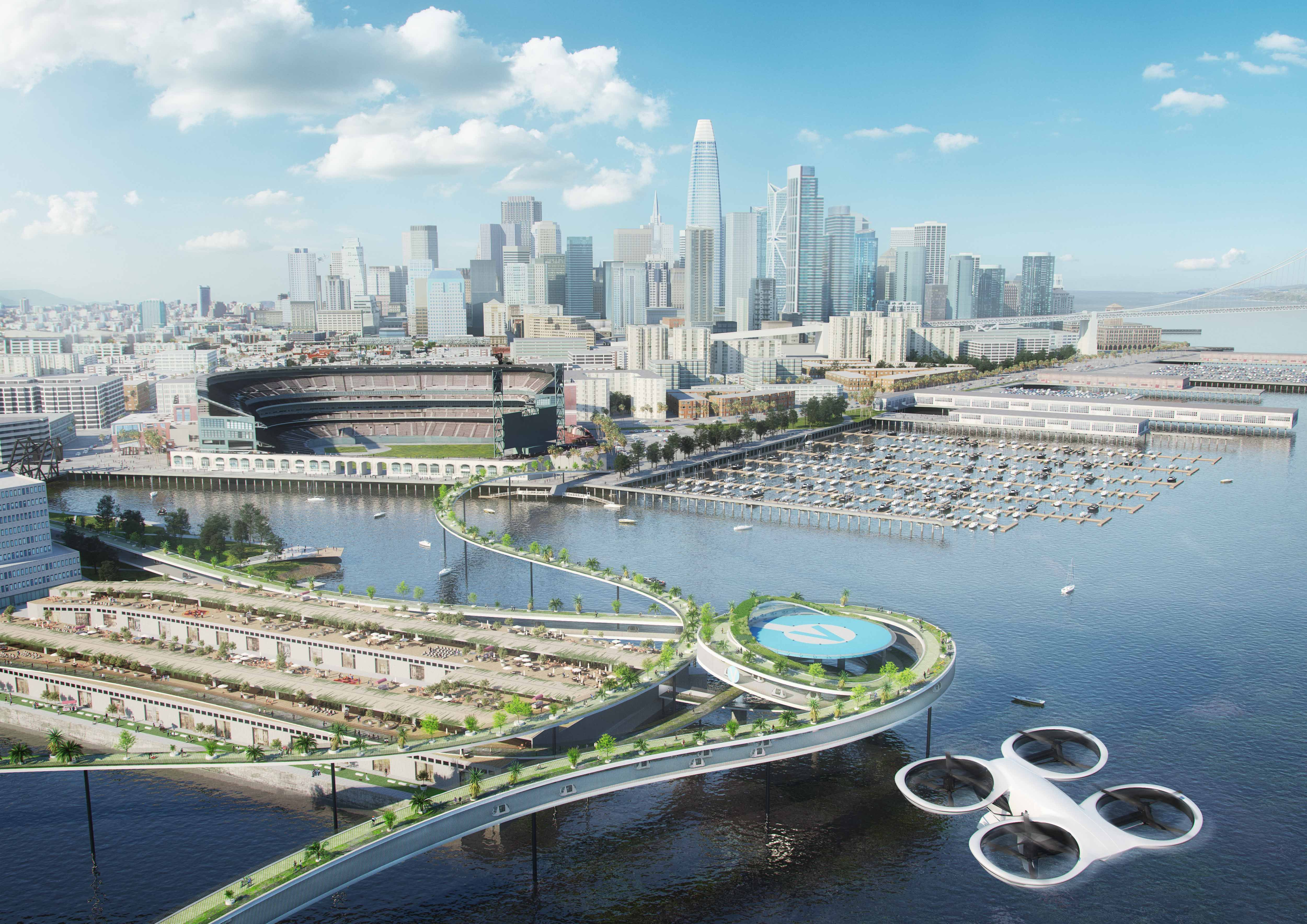 Flying vehicles may soon reality in 2020 Future city