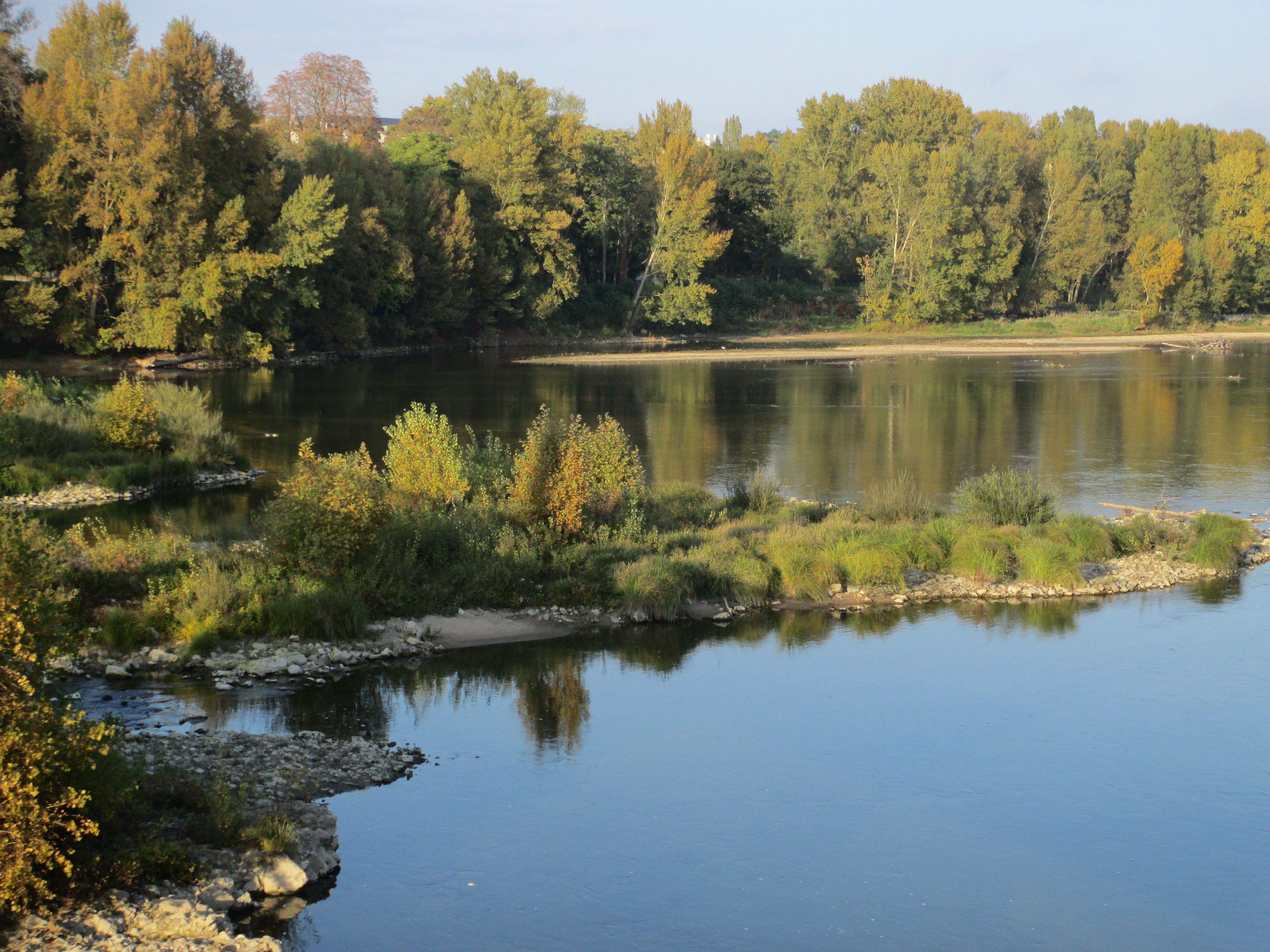 Paysagiste Indre Et Loire 14. indre-et-loire : les îles et îlots du fleuve vus en