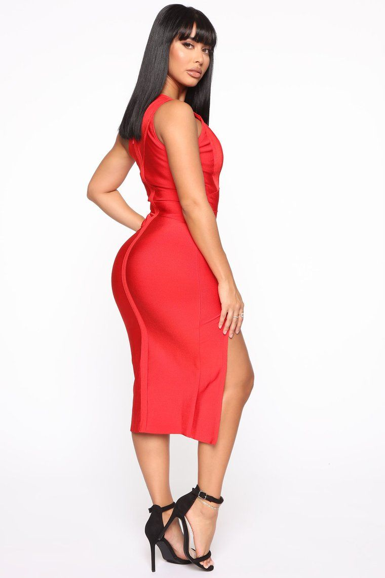 Pin on The Lady in Red