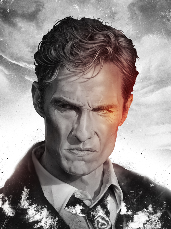 True Detective by Levent Aydin (With images) True