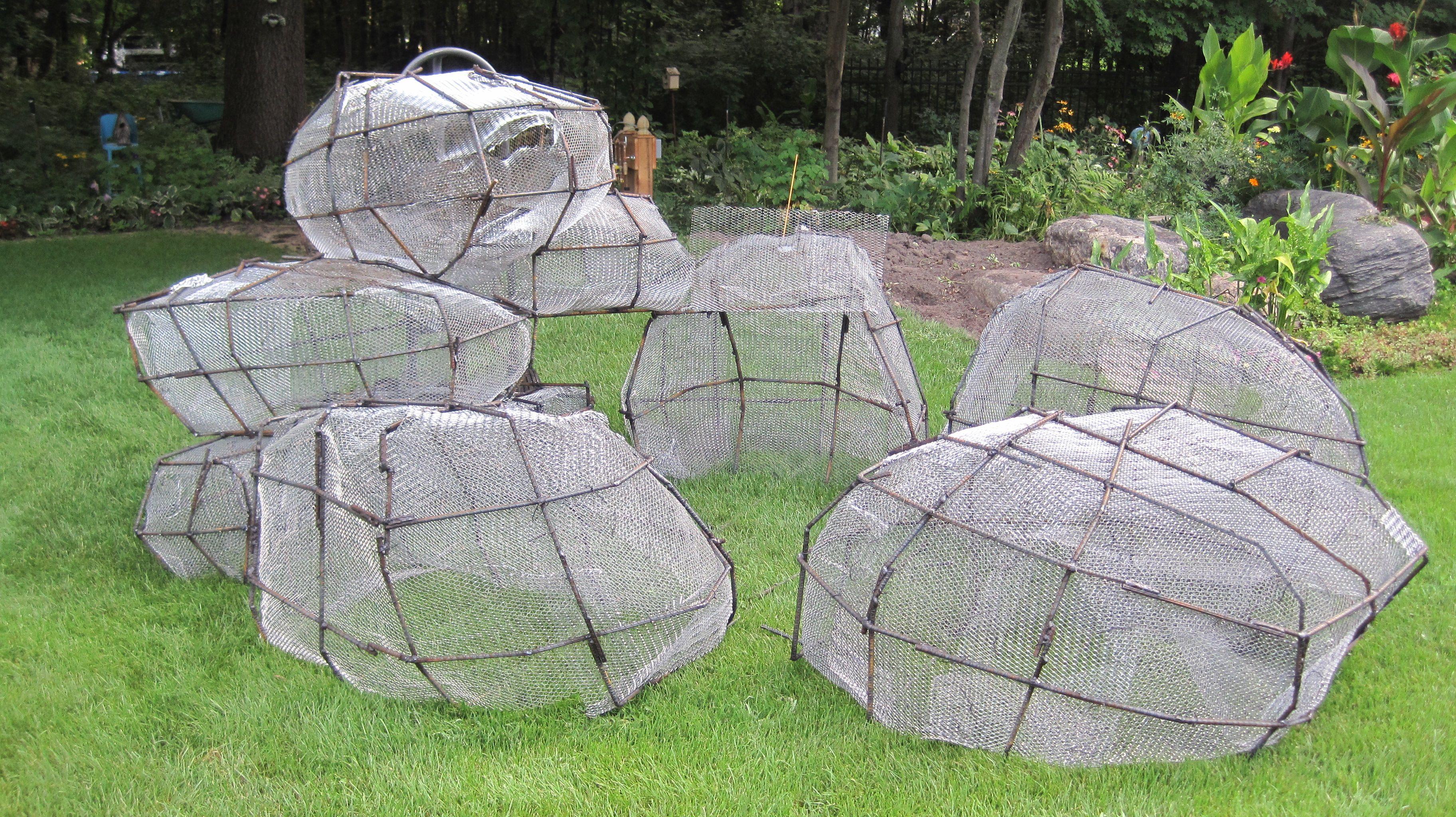 фальш камни на крышку для ямы Сделай сам Faux Rock Fake