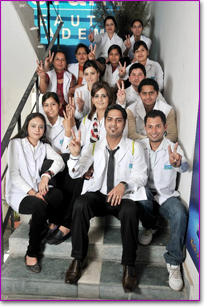 We are best beauty institute and beauty specialist courses