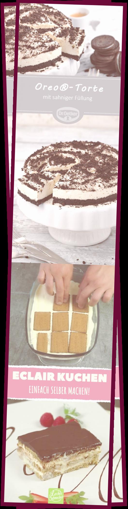 Photo of Oreo-Torte –  Oreo®-Torte – Für alle Oreo®-Fans eine köstliche Kombination…