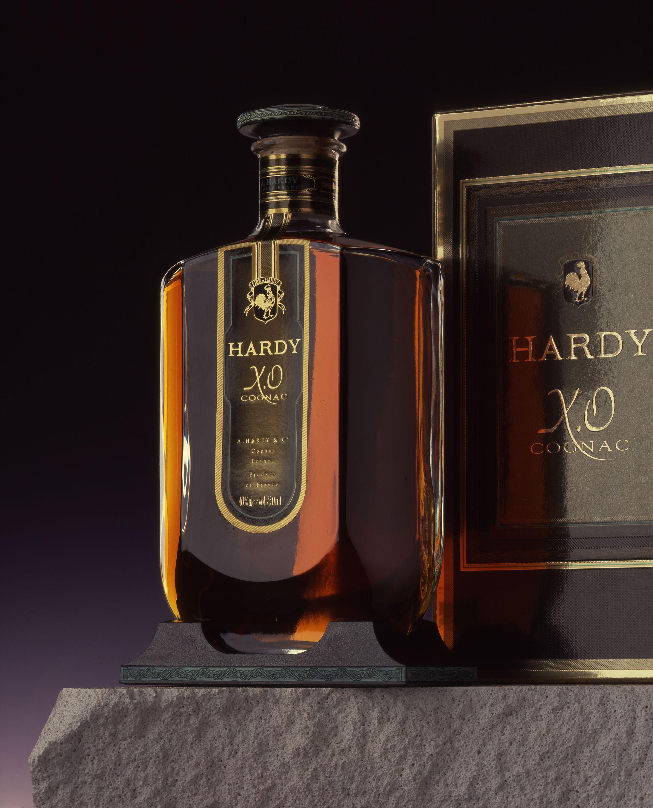 Cognac HARDY Classique XO Whisky drinks, Cognac drinks