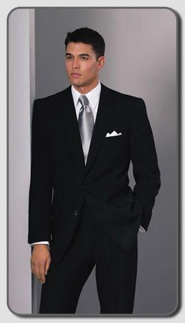 Dark Gray Suits Wedding Black suit white shirt | CHESTI DE PURTAT ...